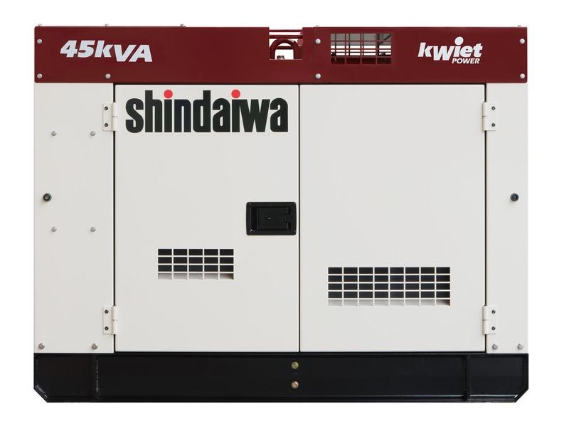 Генератор Shindaiwa DGK45CU on